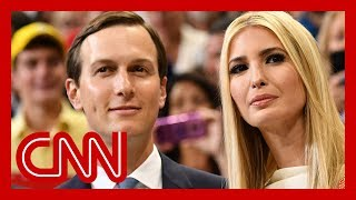 Ivanka and Jared are silent amid controversy