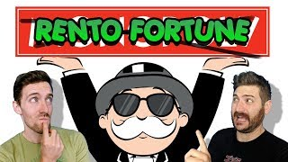 DEFINITELY NOT MONOPOLY - Rento Fortune Gameplay