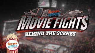 Behind The Scenes of Movie Fights!