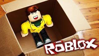 SICH MIT EINER BOX VERSCHICKEN !!! (Roblox)