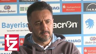 """Vitor Pereira: """"Sehr wahrscheinlich, dass die Neuzugänge spielen werden"""" - 1860 vor Bielefeld"""