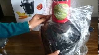 Philips Quickclean Juicer HR1855 - Unboxing and Review | Philips Juicer HR1863 by Happy Pumpkins