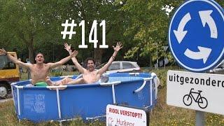 #141: Zwembad op een Rotonde [OPDRACHT]