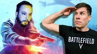 WAR ON WOMEN - Battlefield V Closed Alpha Gameplay