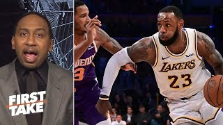 Stephen A. calls out Kobe Bryant for his comments on LeBron James