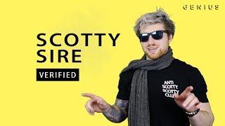 "Scotty Sire ""Mister Glassman"" Official Lyrics & Meaning   Verified"