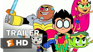 Teen Titans Go! To the Movies Teaser Trailer #1 (2018)   Movieclips Trailers
