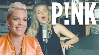 Pink Watches Fan Covers On YouTube | Glamour