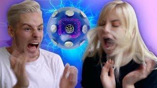 Elektroschock Ball gegen Rewinside!