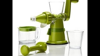 Kitchen Master Manual Juicer