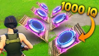 1000 IQ LAUNCH PAD..!! | Fortnite Funny and Best Moments Ep.89 (Fortnite Battle Royale)
