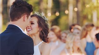 Boho Wedding // Ashley & David