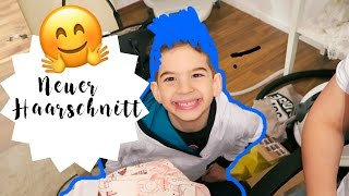 NEUE FRISUR | Everyday life Familienvlog | Filiz