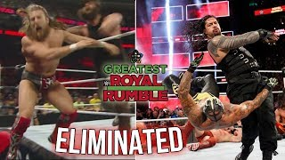 10 Greatest Royal Rumble Match Eliminations WWE Must Be CAREFUL About