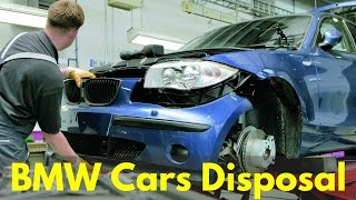 BMW Cars Disposal and Recycling