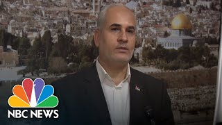 Gaza Militants, Israel Exchange Fire As Tensions Increase | NBC News