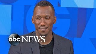 Mahershala Ali Interview on