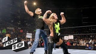 Superstars impersonating entrances - WWE Top 10