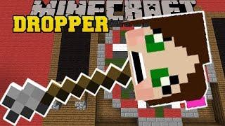 Minecraft: THE ULTIMATE TRICKSHOT! - TALLCRAFT DROPPER - Custom Map [5]