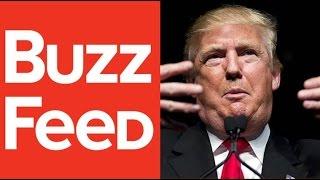 Buzzfeed Was Right to Publish Explicit Trump-Russia Files