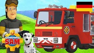 Feuerwehrmann Sam Deutsch Neue Folgen | Superhelden in Not - 1 Stunde | Cartoon für Kinder