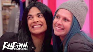 Kendall & Kylie Jenner Wannabes | RuPaul's Drag Race Season 9 | VH1