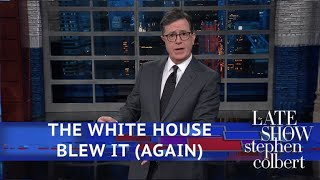 The White House Got Rid Of A Bad Man (No, Not Trump)