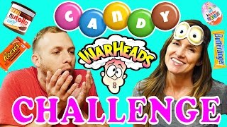 EXTREME Candy Challenge! Warheads Super Sour Kinder Surprise Egg Candy Games by DCTC