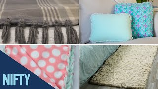 5 Adorable No-Sew Projects