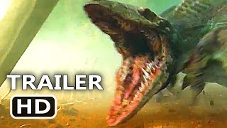 KONG SKULL ISLAND International Trailer (2017) Monster Movie HD