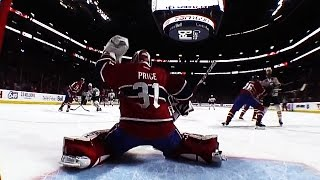 Price denies Okposo with wicked glove save