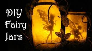 DIY: FAIRY GLOW JARS | NO TISSUE PAPER | FAIRY LANTERN + GIVEAWAY