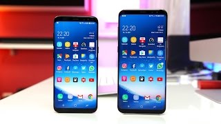Review: Samsung Galaxy S8 & S8+ (Deutsch) | SwagTab
