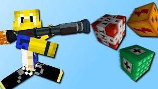 Xplosives Mod! (Neues TNT mit Bazooka) [Deutsch]