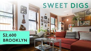What $2,600 Will Get You In NYC | Sweet Digs Home Tour | Refinery29