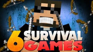 Minecraft Hunger Games 6 - SHE CAN SHOOT!!