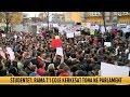 Protesta e studentëve, tentohet të dig...mp3