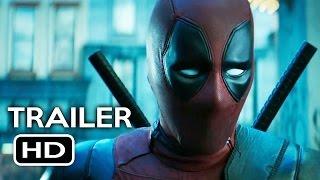 Deadpool 2 Teaser Trailer #1 (2018) Ryan Reynolds Marvel Movie HD