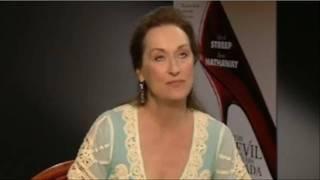 "Meryl Streep - ""The Devil Wears Prada"" Interview - Rare"