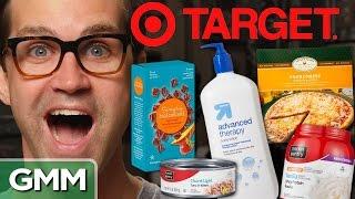 Target Brand Taste Test
