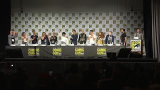 Star Trek: Discovery 2017 Comic-Con Panel - Part One