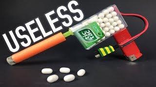 MOST USELESS LIFE HACKS