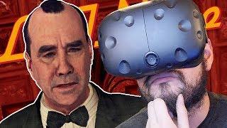VIRTUAL DETECTIVE - L.A. Noire The VR Case Files