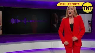 """Full Frontal with Samantha Bee   Trumps """"Voter Integrity Commission""""    TNT Comedy"""