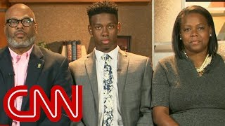 Black students falsely accused of dine and dash