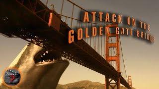 Attack on the Golden Gate Bridge - Supercut