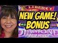 NEW GAME LIBERTY LINK DIAMOND BURST & WH...mp3
