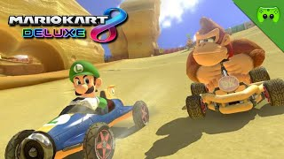 Käseland-Kampf 🎮 Mario Kart 8 Deluxe #61