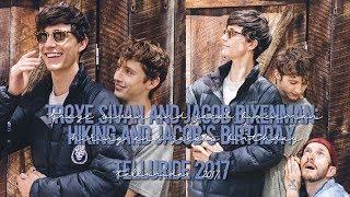 Troye Sivan and Jacob Bixenman: Hiking and Jacob