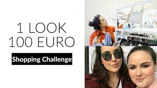 1 LOOK FÜR UNTER 100 EURO I SHOPPING CHALLENGE & UMSTYLING MIT LIVEWORTHLIVING